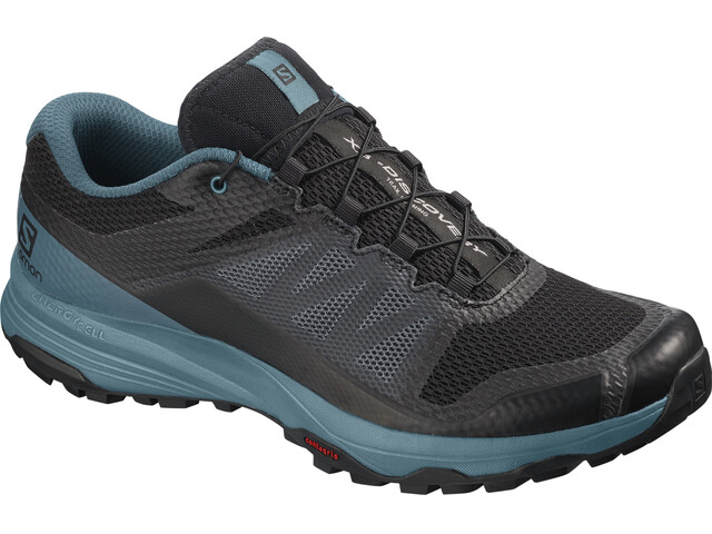 Salomon M's XA Discovery Shoes black/mallard blue/ebony